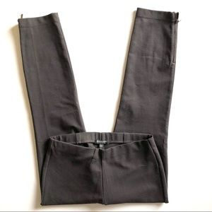 Eileen Fisher Rayon Blend Zip Ankle Pants